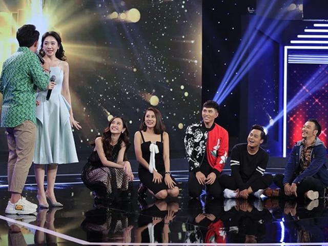 Đi làm MC mà vợ chồng Trấn Thành - Hari Won chỉ mải cãi nhau, khách phờ phạc ngồi xem
