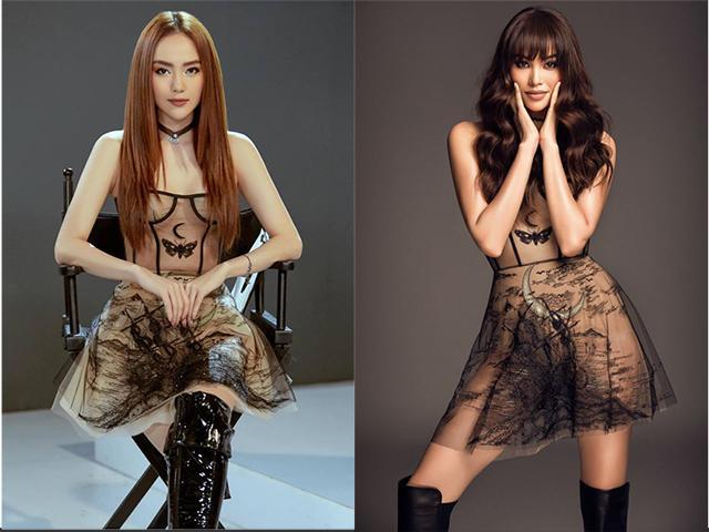 Đụng hàng Phạm Hương, phải chăng Minh Hằng ngầm tuyên bố mình là drama queen mới?