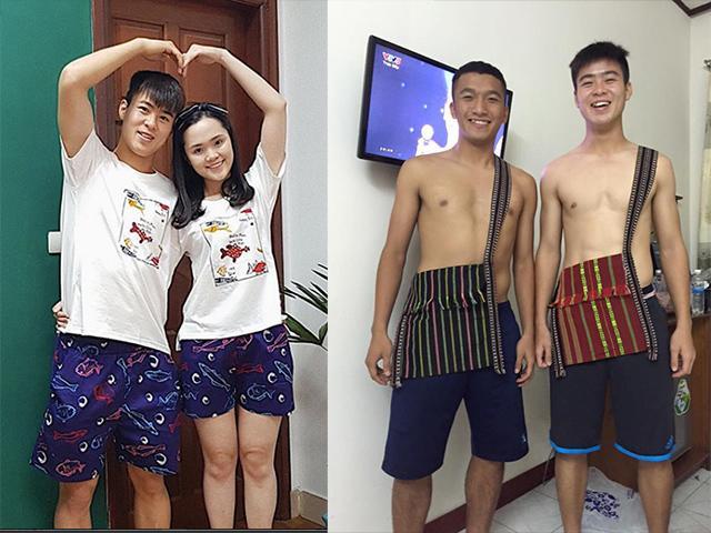 Tuyệt chiêu đánh dấu lãnh thổ người yêu bằng thời trang tài tình của Duy Mạnh U23 Việt Nam