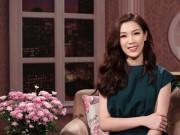"""Giải trí - Hoa Hậu Phí Thùy Linh: """"Suốt 8 năm qua chồng khuyên tôi nghỉ việc"""""""