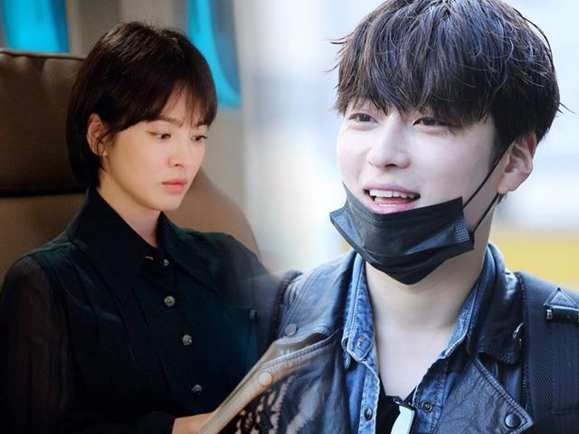 Không ngờ chồng cũ của Song Hye Kyo đẹp trai xuất chúng đáng tiếc đã có vợ được 4 năm