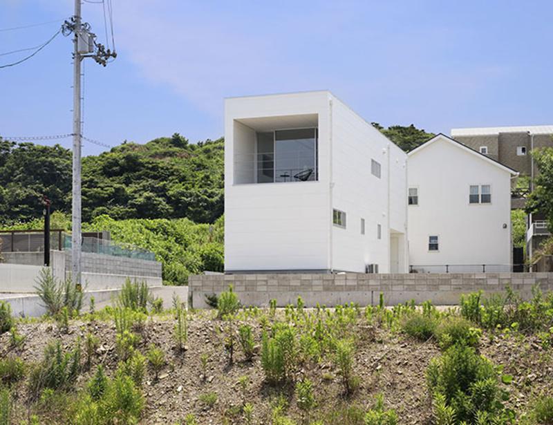 Ngôi nhà nằm sát bờ biển khu vực Kazuya Masui tại đất nước mặt trời mọc - Nhật Bản
