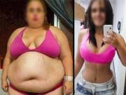 Đây là 10 ca lột xác ngoạn mục nhờ giảm cân: Người giảm nhiều nhất đến 200kg