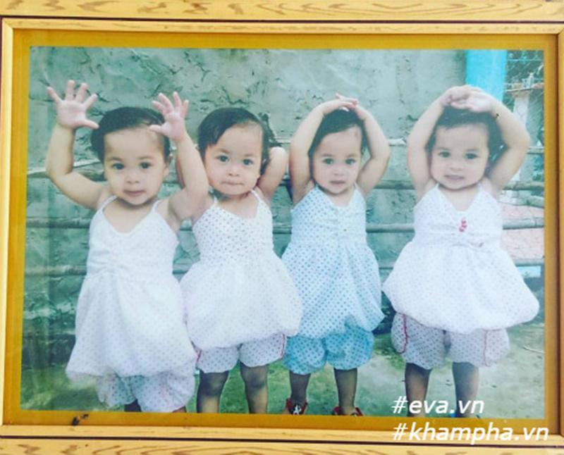 1. Ca sinh tư hiếm gặp ở Đồng Tháp  Năm 2012, chị Tình (37 tuổi) mang bầu lần 3 trong niềm vui của gia đình. Thai 6 tháng, bác sĩ chẩn đoán chị mang thai 3. Sau đó, chị đi khám tại nơi khác thì mang thai 4 nhưng không xác định được giới tính của trẻ.