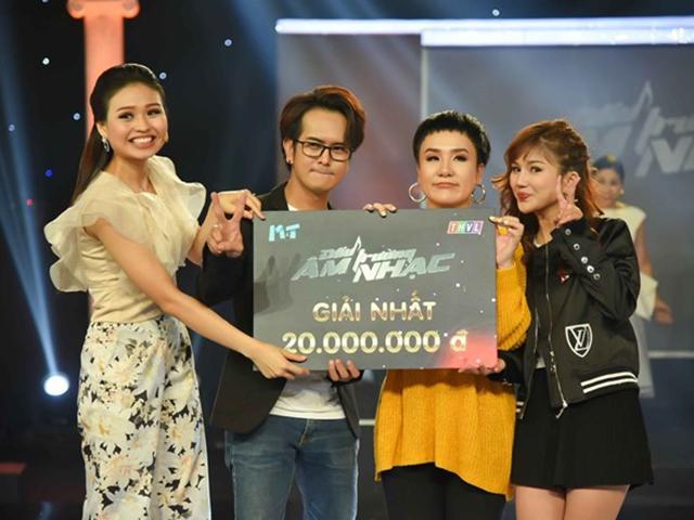 Con gái Lê Giang phục thù cho mẹ, đoạt giải 20 triệu đồng trên truyền hình