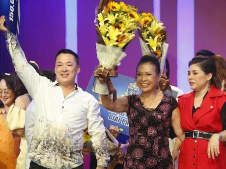 Không phải nhà Tú Vi, Lâm Khánh Chi, bà mẹ chồng khuyên con dâu 2 lần đò giành chiến thắng