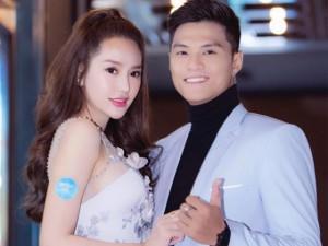 Lâm Vinh Hải úp mở chuyện bạn gái đang mang thai, Linh Chi nói gì?