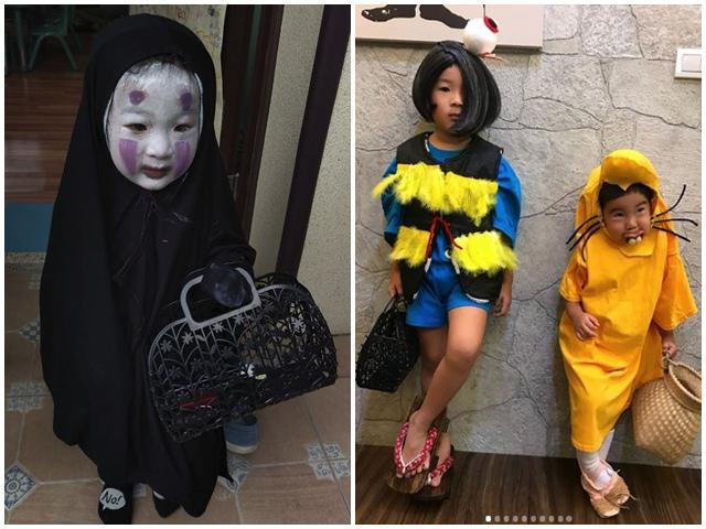 Cô bé Vô Diện đình đám MXH năm nào giờ tái xuất lễ Halloween chất hơn nhiều
