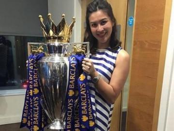 Á hậu Thái Lan tử nạn cùng chủ tịch Leicester City trong vụ rơi máy bay