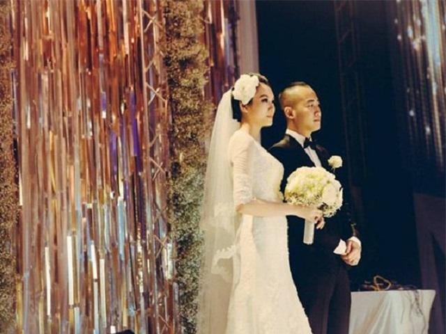 Lóa mắt trước những siêu đám cưới nhà tỷ phú Việt: Thuê người rửa bát đã 30 triệu đồng!
