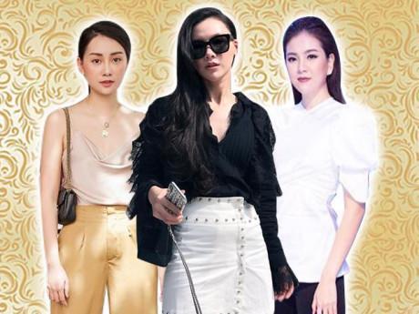 """Lên sóng bắt buộc phải mặc kín đáo, ngoài đời Mai Ngọc, Minh Hà mặc """"sexy"""" khó tin"""
