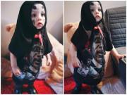 Làm mẹ - Ai cũng khen cậu bé hóa trang Halloween quá dễ thương, nhìn ảnh đời thường thật bất ngờ