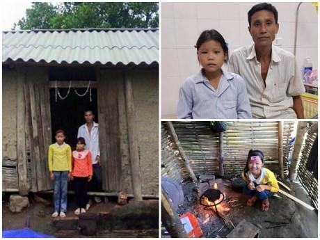 Gà trống nuôi 2 con nhiễm HIV, bố Yên Bái nghẹn lòng khoảnh khắc mua chè lần cuối cho con