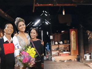 Nhà những hoa hậu Việt xuất thân cơ hàn: Bất ngờ khi H'Hen Niê chưa phải nghèo nhất!