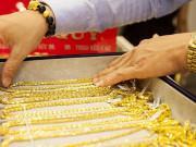 Giá vàng hôm nay 31/10/2018: Lao dốc không phanh