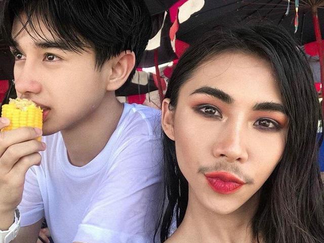 Cặp đôi trai xinh, gái đẹp xuất sắc nhưng gây hoảng với sở thích lạ... nuôi râu