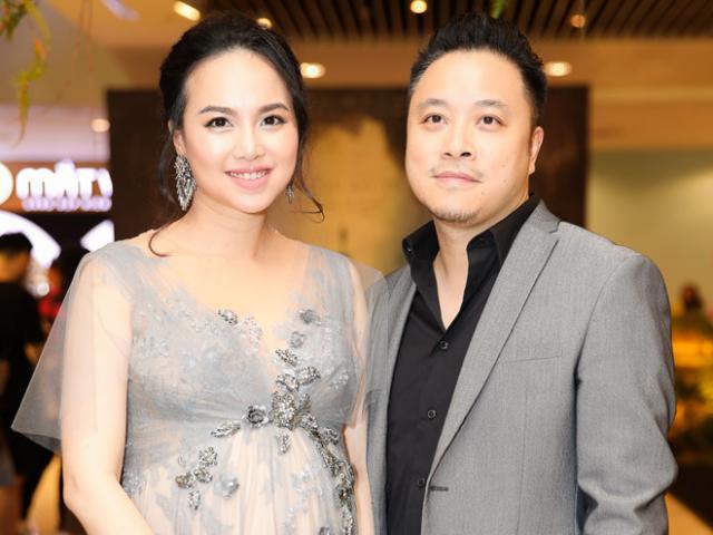Đinh Ngọc Diệp đã hạ sinh con trai đầu lòng với đạo diễn Victor Vũ