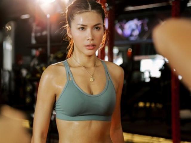 Mặc ồn ào antifan gửi ảnh nude cho BTC, Minh Tú tung clip luyện tập cho Miss Supranational 2018