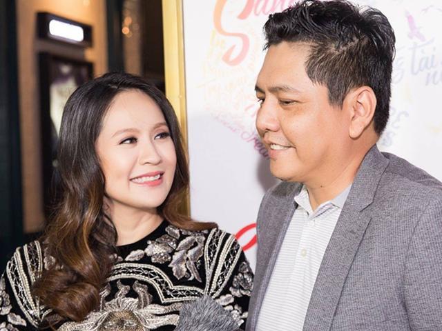 Bị đồn sinh con để cứu vãn hôn nhân, Thanh Thúy khẳng định: Sau sóng gió còn yêu nhau hơn