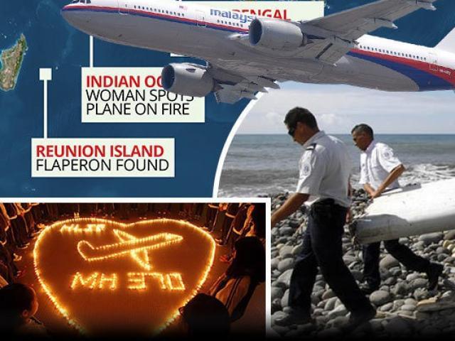 Mảnh vỡ máy bay MH370 bị làm giả để che đậy bí mật động trời?