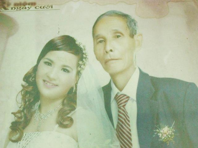 His wedding - once caused a change: happy people who complain of being too old