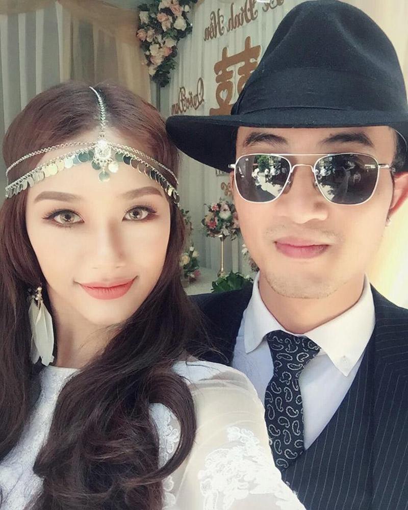 Nhận vai Cảnh trong phim Quỳnh búp bê, Doãn Quốc Đam nhận được nhiều tình cảm mến mộ của khán giả.