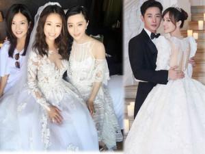 """Diễn viên """"Bên nhau trọn đời"""" vượt xa Lâm Tâm Như, Châu Tấn vì độ... giàu trong ngày cưới!"""
