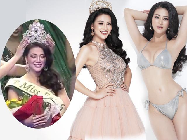 Nhan sắc và body cực phẩm của Phương Khánh - người đẹp chạm đến ngôi vị Miss Earth