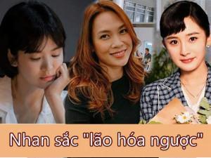 Lão hóa ngược: Cbiz có Dương Mịch, Kbiz có Song Hye Kyo và Vbiz chính là Mỹ Tâm!