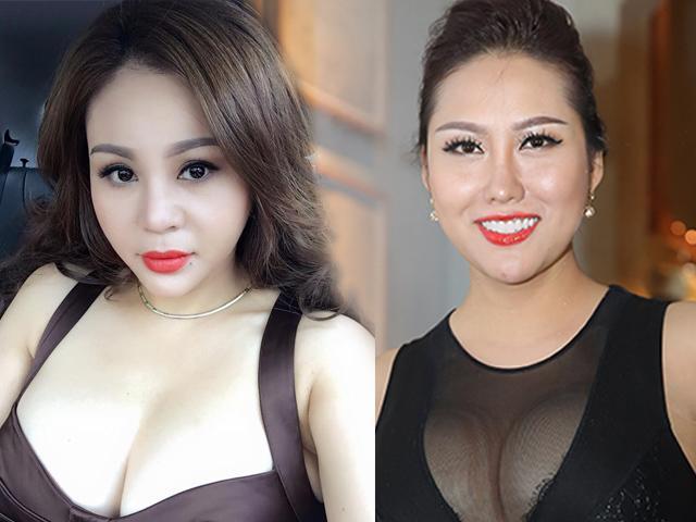 Kỷ lục những lần dao kéo nghe qua thấy thót tim của các nữ hoàng thẩm mỹ Việt