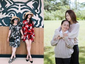 Hà Tăng, Bảo Anh: hội mỹ nhân cứ đăng ảnh thời trang cùng mẹ là được khen hết lời!