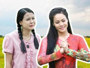 Trút bỏ lớp trang điểm để hóa thân thành gái quê, các sao Việt này vẫn thần thái ngời ngời