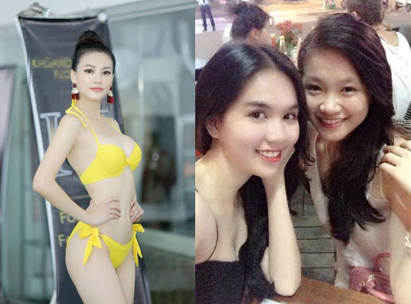 Hoa hậu Phương Khánh từng được Ngọc Trinh tư vấn tắm trắng và mua sắm quần áo ở cửa hàng của cô, nhờ đó cả từng có thời gian thân thiết. Sau này do Khánh đi du học cở Singapore nên cả hai ít liên lạc.