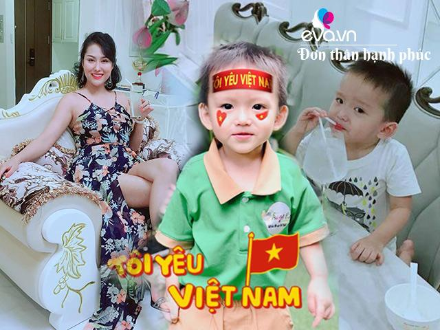 Ai bảo Phi Thanh Vân không biết làm mẹ, con trai cô giờ nói Tiếng Anh 70%, uống 1000ml sữa/ngày