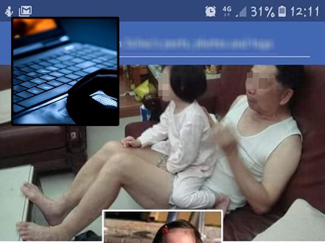 Gửi ảnh con cho bác sĩ trên facebook hỏi viêm vùng kín, mẹ không ngờ giao trứng cho ác