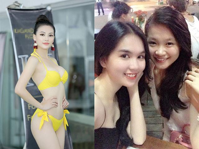 Hoa hậu Trái đất Phương Khánh từng tắm trắng, nịt bụng để đẹp như Ngọc Trinh