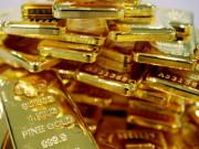 Giá vàng hôm nay 5/11/2018: Ở ngưỡng cao, vàng tăng giá phiên đầu tuần
