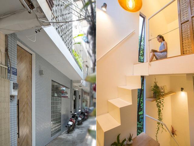 Vợ chồng trẻ ở Sài Gòn xây nhà 16m2 trong hẻm mà tiện nghi đến phát thèm