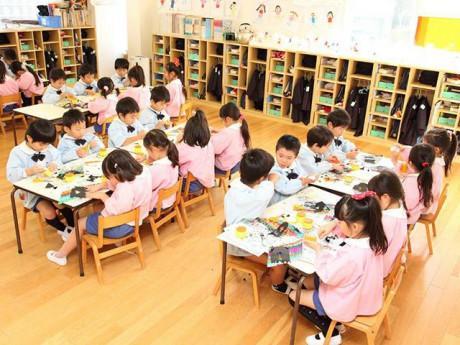 """Mẫu giáo Nhật Bản dạy trẻ thế này! Cha mẹ Việt đọc xong chỉ biết thở dài: """"Ao ước"""""""