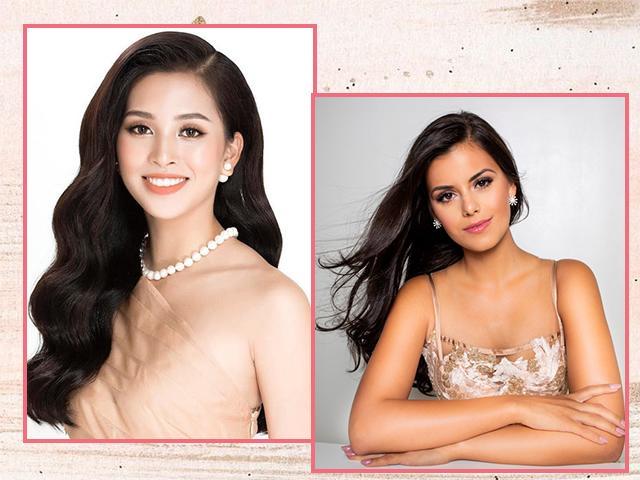 Những thí sinh đầu tiên trên trang chủ Miss World, nhìn Tiểu Vy, fan hoàn toàn có thể hy vọng!