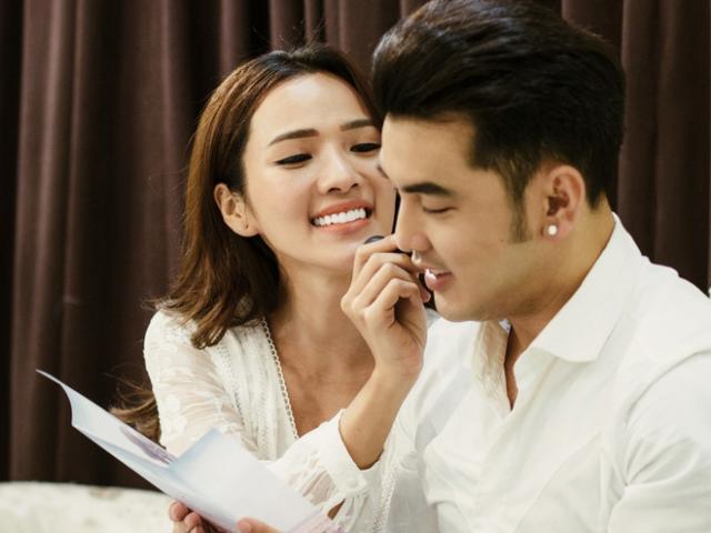 Cuối cùng, Ưng Hoàng Phúc cũng bù đắp 6 năm bên nhau cho Kim Cương bằng đám cưới
