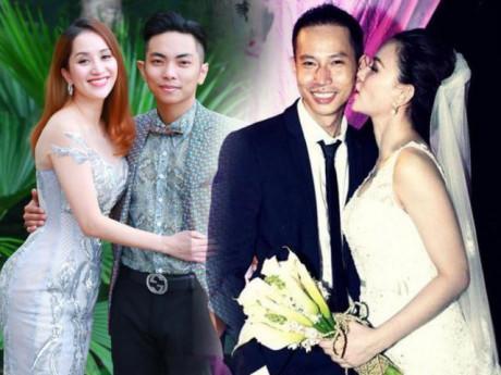 Cùng yêu và cưới hơn 10 năm, Phạm Quỳnh Anh cay đắng chia tay, Lê Khánh hôn nhân bền chặt