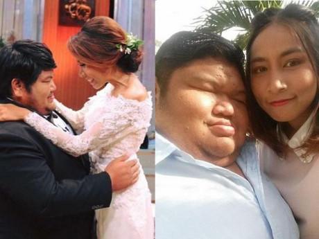 Chuyện tình 10 năm ngọt ngào của nữ y tá nóng bỏng như siêu mẫu và chàng béo 120kg