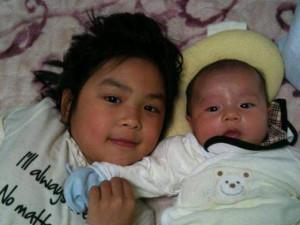 Đúng một năm sau ngày đưa tiễn bé Nhật Linh, gia đình đón nhận bé gái đặt tên Bình An