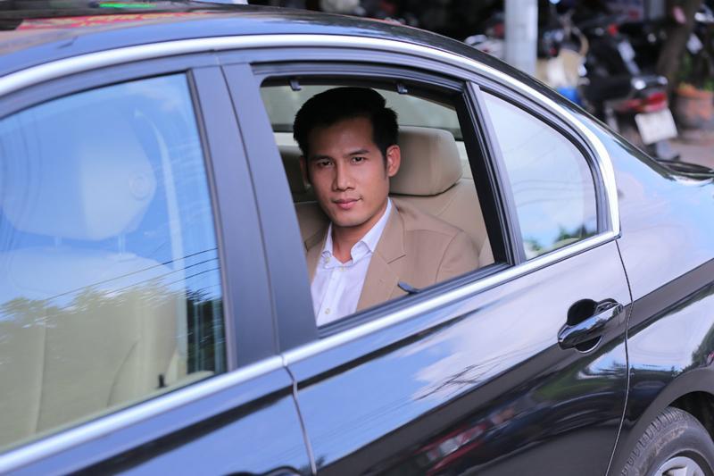 Diễn viên Thanh Thức gần đây gây chú ý với nhân vật Tường đẹp trai, giàu có trong Gạo Nếp Gạo Tẻ.