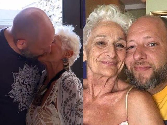 Cụ bà 82 tuổi bật mí bí quyết tình dục độc đáo để chiều người tình 39 tuổi