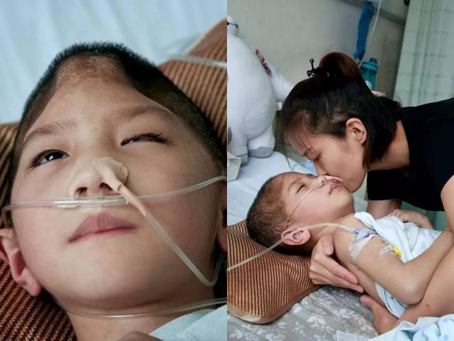 Nhận cuộc gọi từ chồng cũ, người mẹ ngã quỵ trước hình ảnh con trai trong bệnh viện