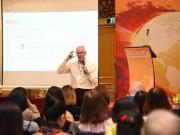 Giáo dục - Hội nghị giảng dạy tiếng anh chuẩn quốc tế lần đầu tiên tại Hà Nội
