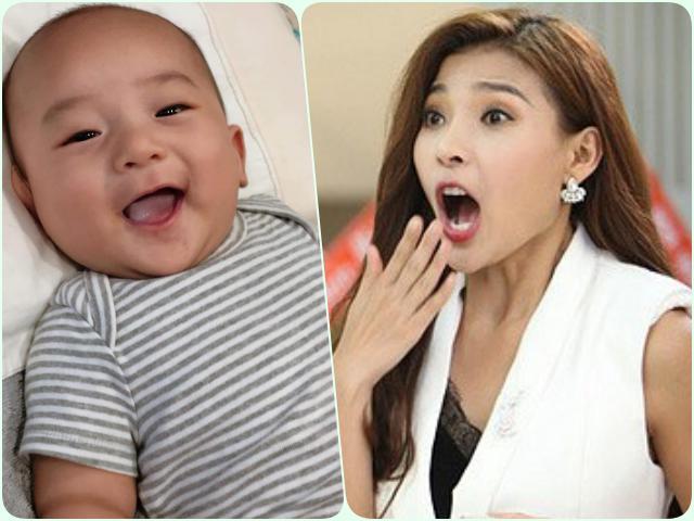 Lặp lại điều này nhiều lần, bà xã Lương Thế Thành bị bố chồng cấm khoe hình con lên facebook