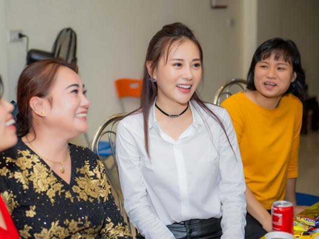 Nhờ Thiên Thai dạy dỗ, giọng hát của Quỳnh búp bê mới đáng nể thế này?